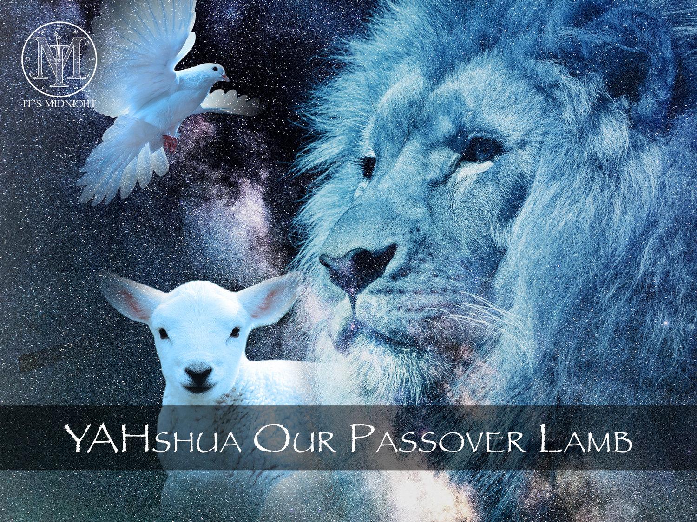 Passover | Feast of Unleavened Bread — It's Midnight Ministries