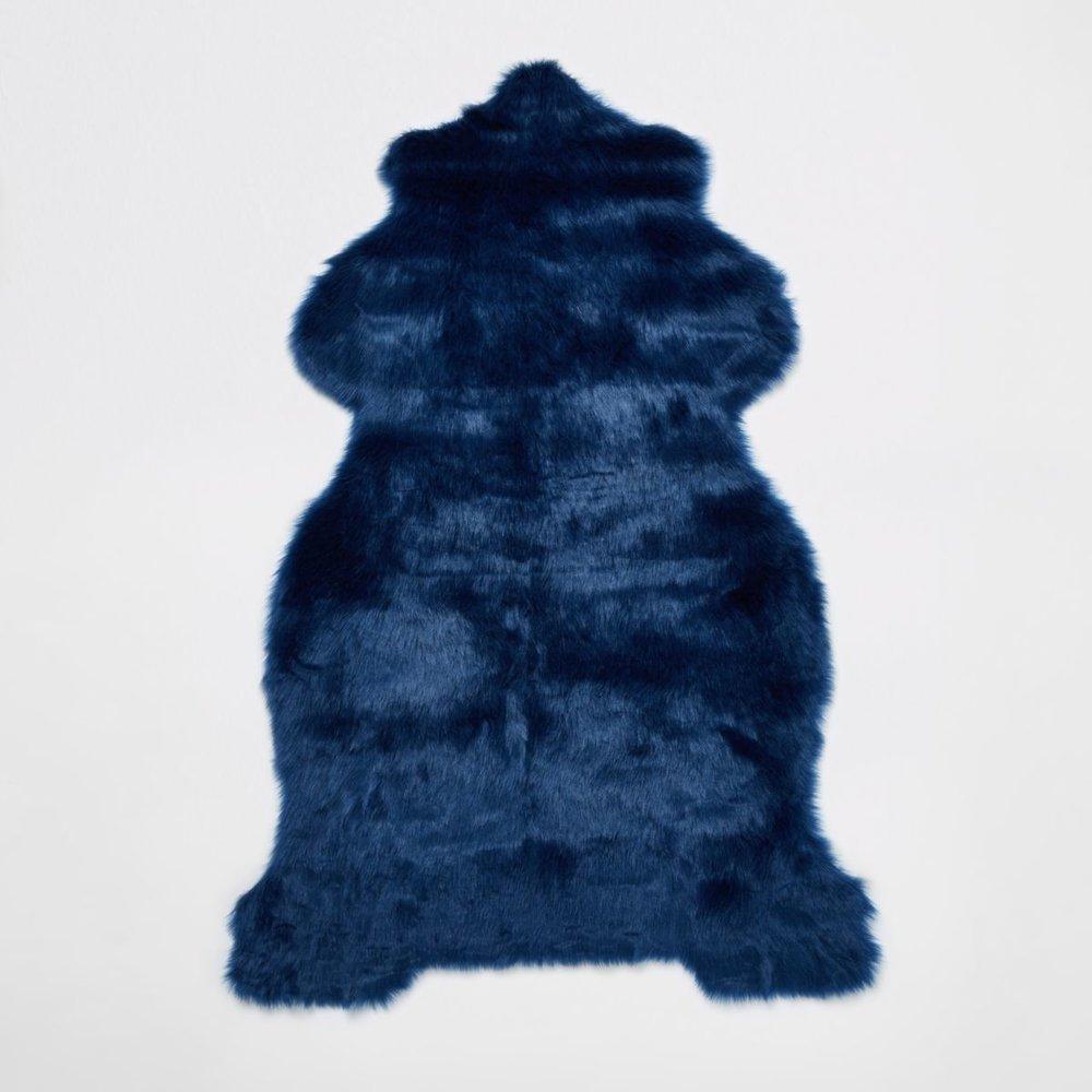 Faux Fur Rug, £50
