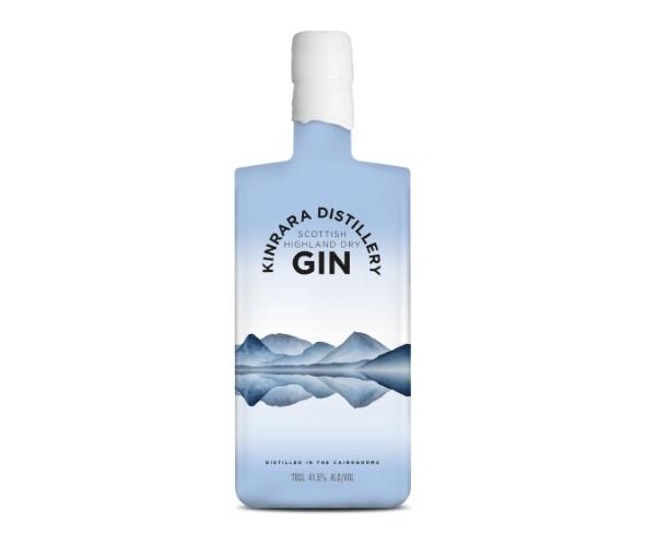 Kinrara Highland Dry Gin, £42.50