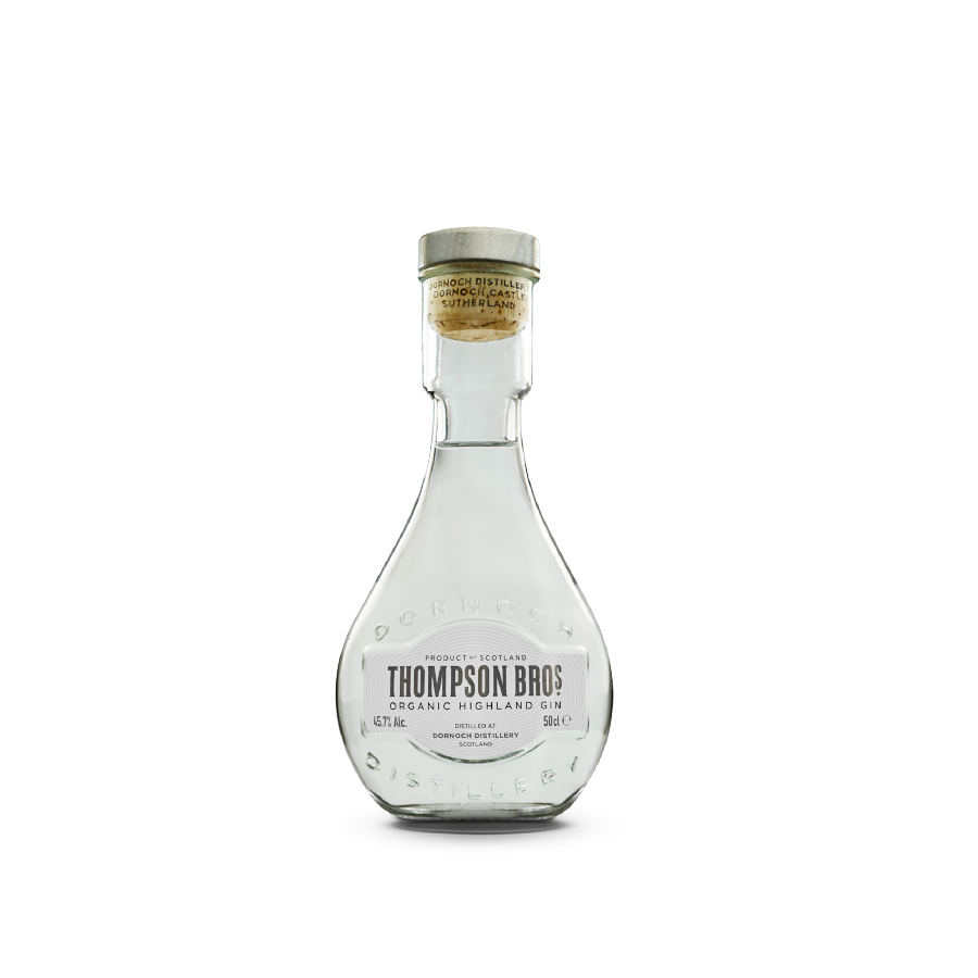 Thompson Bros Organic Highland Gin