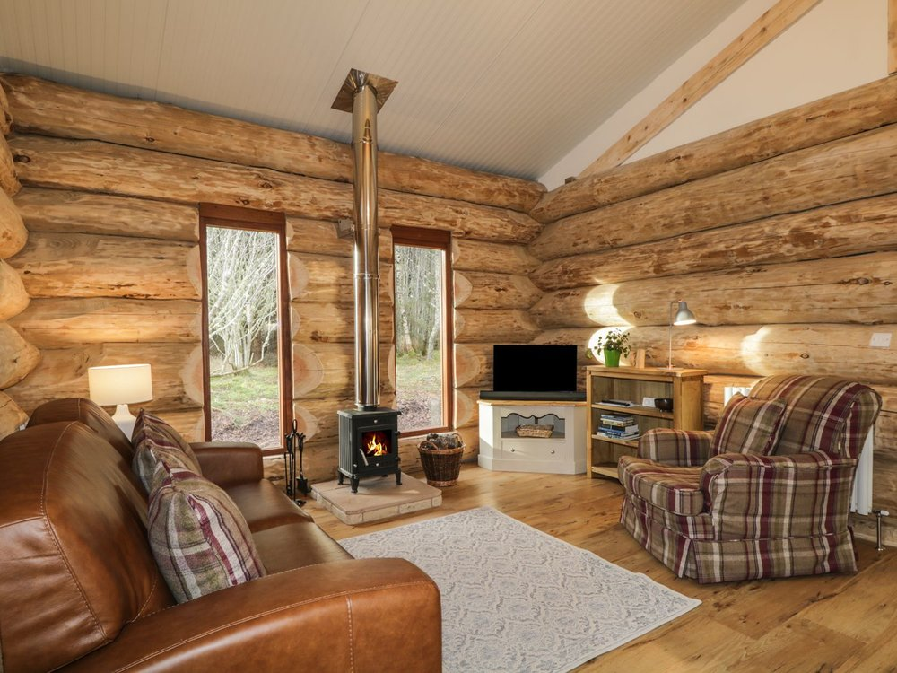 Photo: Coille Na Creige Lodges