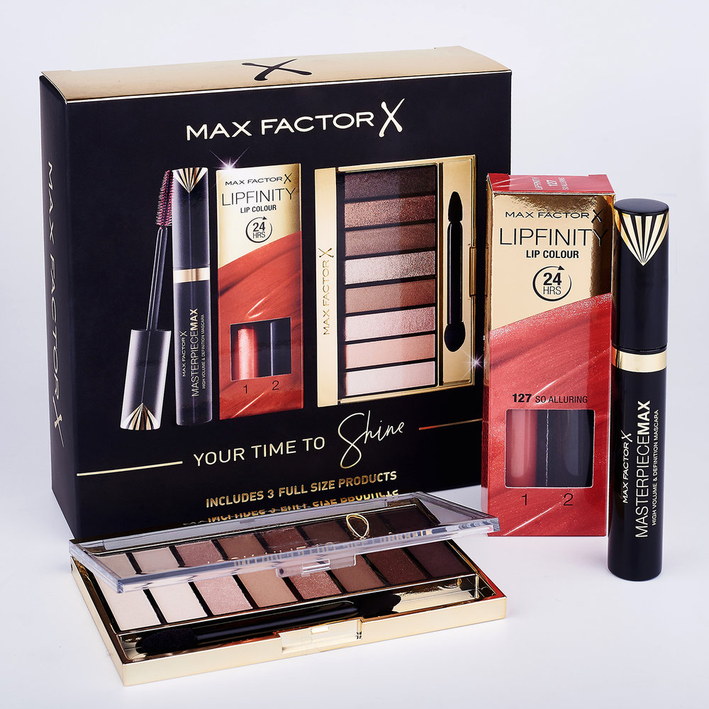 Max Factor Your Time To Shine Gift Set RRP £20 .jpg