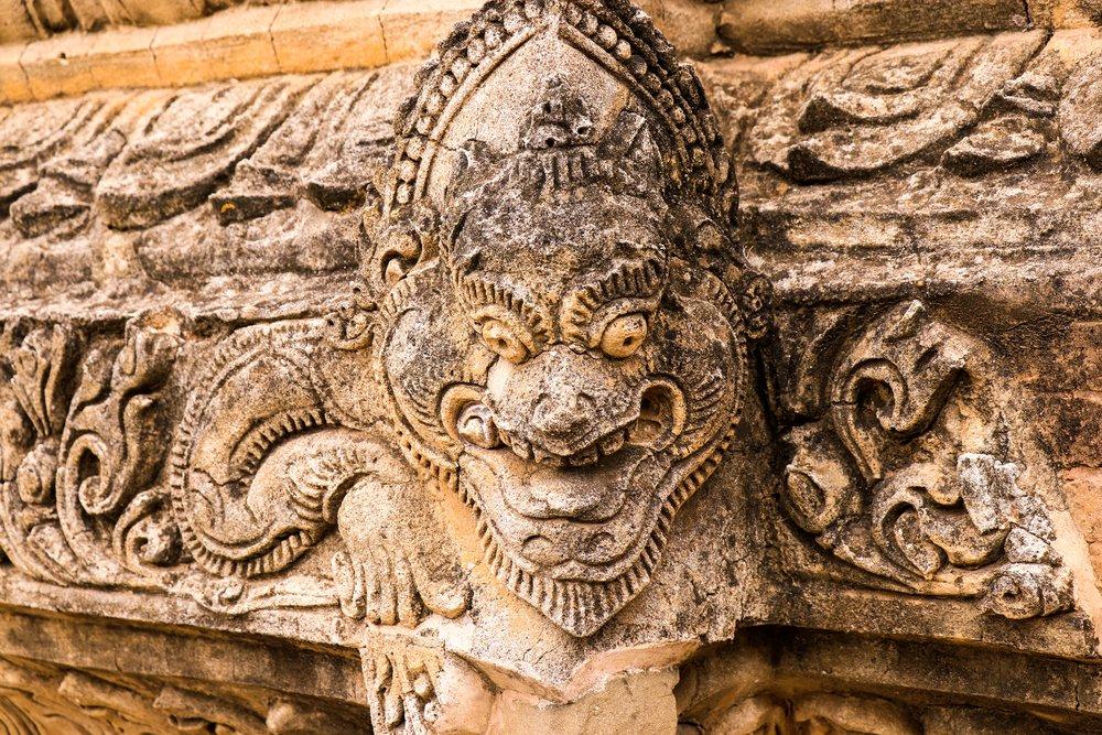 Pagoda Details