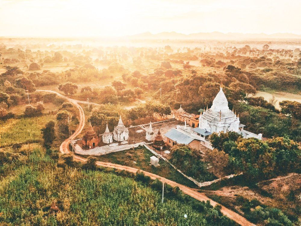 Bagan from Above