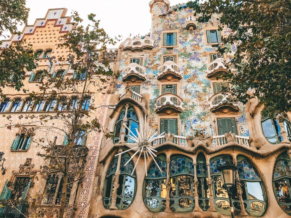 Casa Batlló - Mrid Narayan