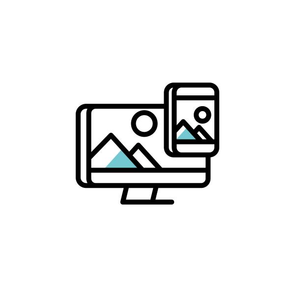 WEBSITE DESIGN & DEVELOPMENT   responsive design, SEO-friendly, mobile friendly, custom, Wordpress, Squarespace, copywriting, landing pages, e-commerce