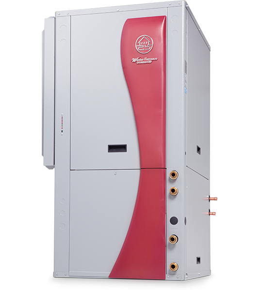 Synergy3D SDV - Dual CapacityCombo Unit25.7 EER / 4.2 COP3-in-1 System. Forced air heating and cooling. Capable of radiant floor heat.