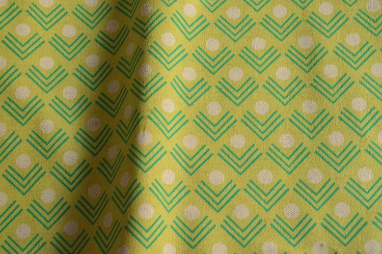 Geometric Print Fabrics