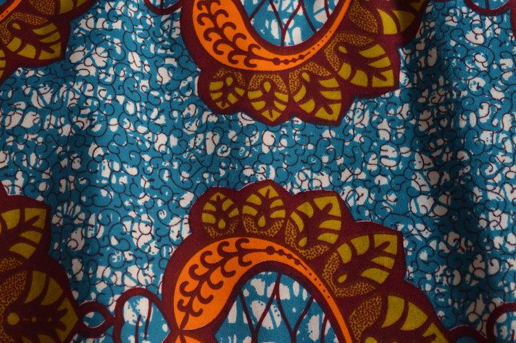 African Wax Print Fabrics