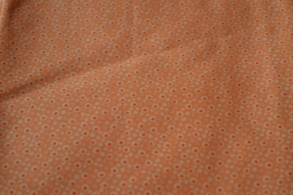 Red & Orange Polka Dots
