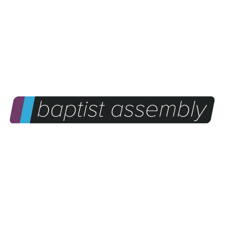 Baptist Assembly     18-19th May 2019 at the International Centre Telford