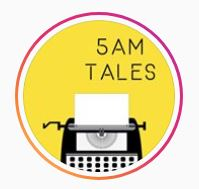 @5am_tales   - an innovative way to use social media to create literature, flashfiction stories about the many faces of parenthood, inspiring, honest, quirky and cuts right into the core of the everydays, the best entertainment for the sleep deprived ( Instagram )