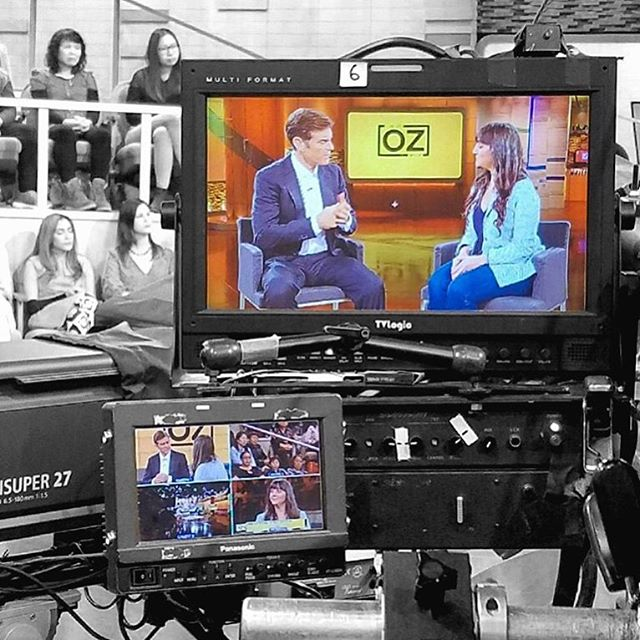 Dr. Oz gave me an amazing platform to share my knowledge and tips about animal health care, well-being, and safety. It's fun to be on TV, but the best part about it is knowing that I'm reaching a wider audience and educating people about how to best care for their furry friends! Thinking of pet safety, there's an issue that I encounter commonly in my practice: dogs eating foreign objects! 🎾 Dogs are well known for their love of eating the inedible. Whether it's socks, tissues, toilet paper, lip gloss, balls, or toys, some dogs just can't resist the temptation to try and eat whatever object strikes their fancy. 🎾 Unfortunately, dogs are also not good at evaluating risk! While some objects will pass through your dog's system without much trouble, others can cause very serious problems.  So, how can you tell which is which, and how can you determine when to call your vet and when to wait it out? 🎾 As a general rule, it's best to call you vet the moment you realize your dog has eaten something they shouldn't have. Depending on your dog's medical history, size, and age, your vet will be able to tell you whether or not it's a big deal and what the best course of action is. 🎾 If not a lot of time has passed, and whatever the dog ate isn't sharp, caustic or too large (which could get stuck in the dog's throat or cause injury) some vets will induce vomiting to see if your dog will simply throw up the offending object. 🎾 Other times, x-rays and other diagnostic tests are needed to figure out what your dog ate and how far along it is in the digestive tract. 🎾 Sometimes , when a dog eats something they shouldn't, you'll just have to wait it out and look for symptoms that something is wrong, but it's always important to call your vet right away- sometimes, by the time a dog is showing symptoms (such as vomiting, lethargy, constipation etc.), the problem is already serious and the dog may require surgery. 🎾 And remember: buy garbage cans with lids, don't leave socks around, and don't buy dog toys that are small enough for your pooch to swallow! ..................................................................... @dr_oz #droz #petsafety #veterinarymedicine #vetmed #tv
