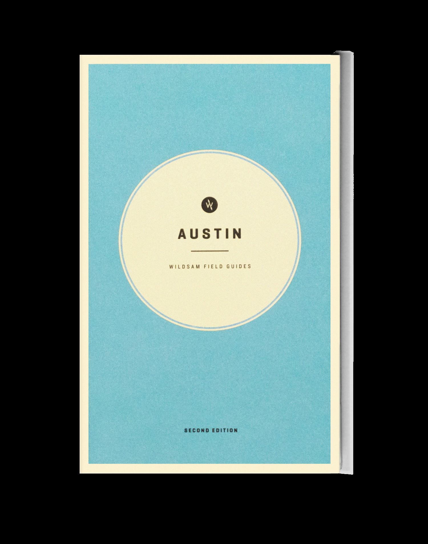 wildsam field guides austin american city guide series