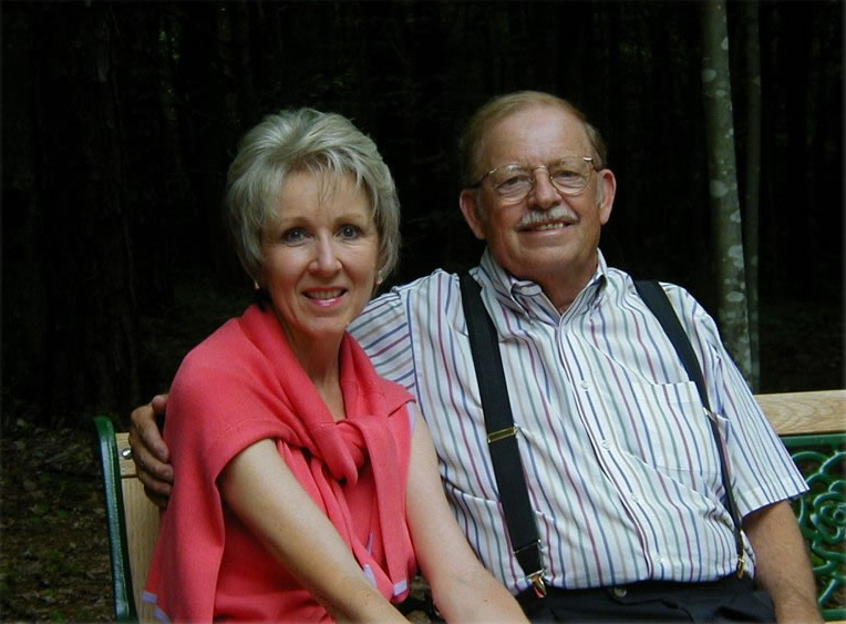 RETREAT HOUSE Hosts, ann & tom starrette