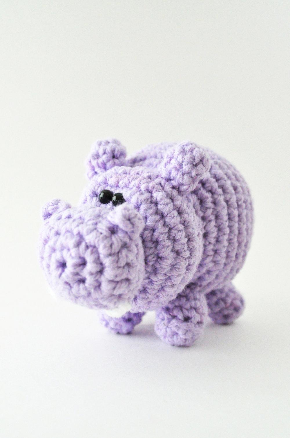 Crochet Hippo Pattern Best Decorating Ideas