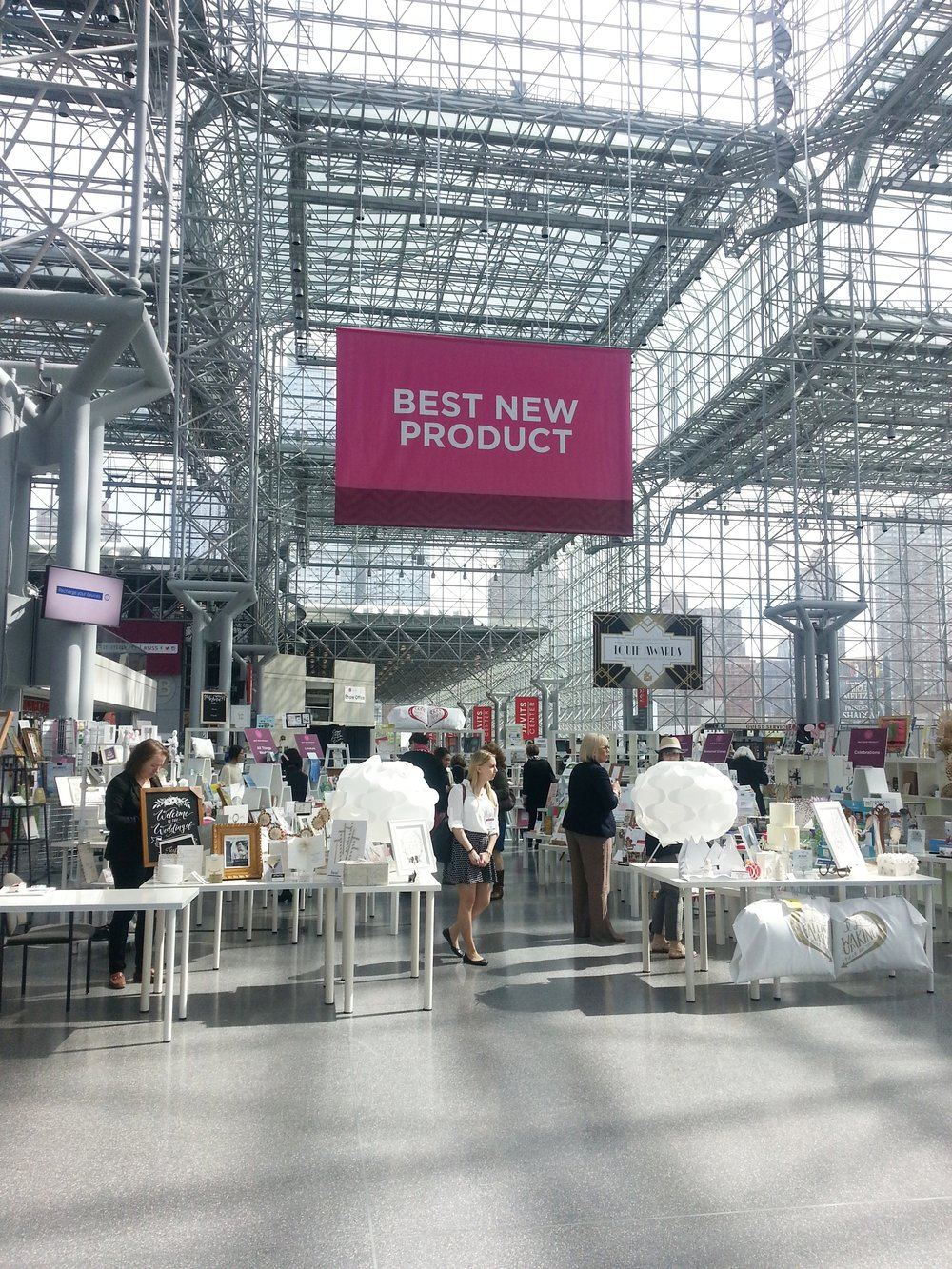 NSS 2015 Best New Product