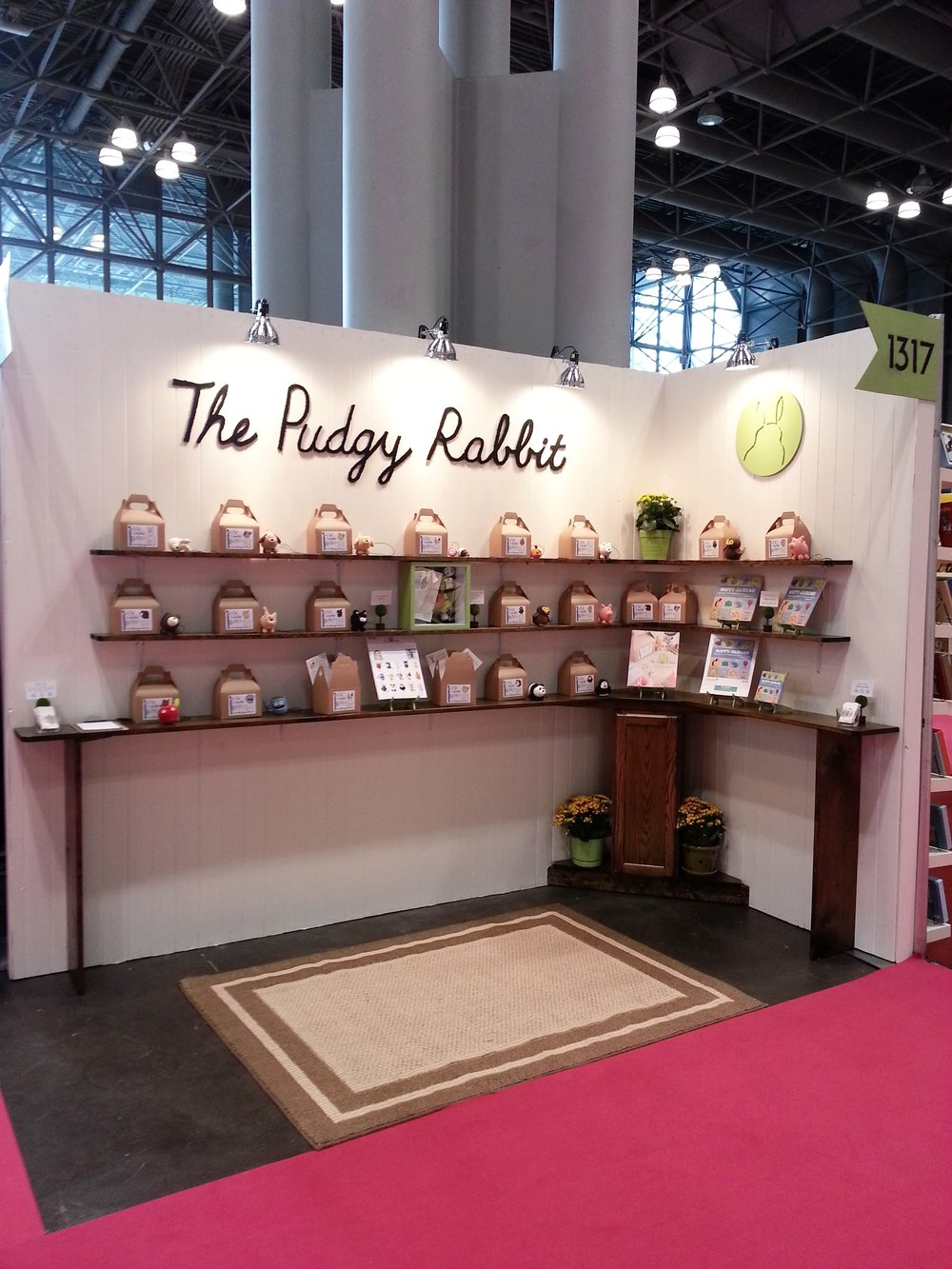NSS 2015 booth