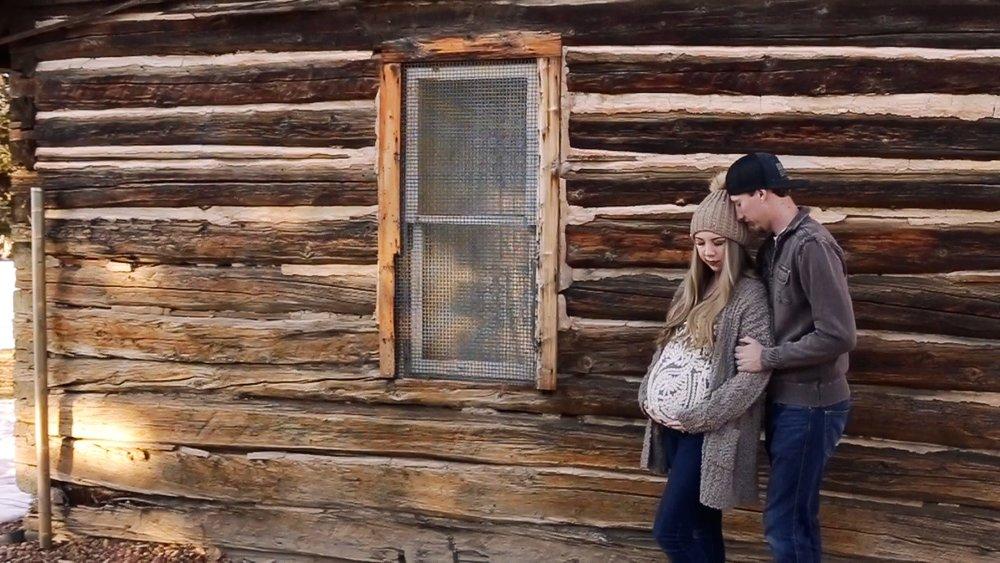 Central Utah Videographer   Colby & Madisen   Maternity Film