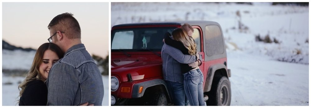 Central Utah Videographer | Kacey & Ty | Couple Film