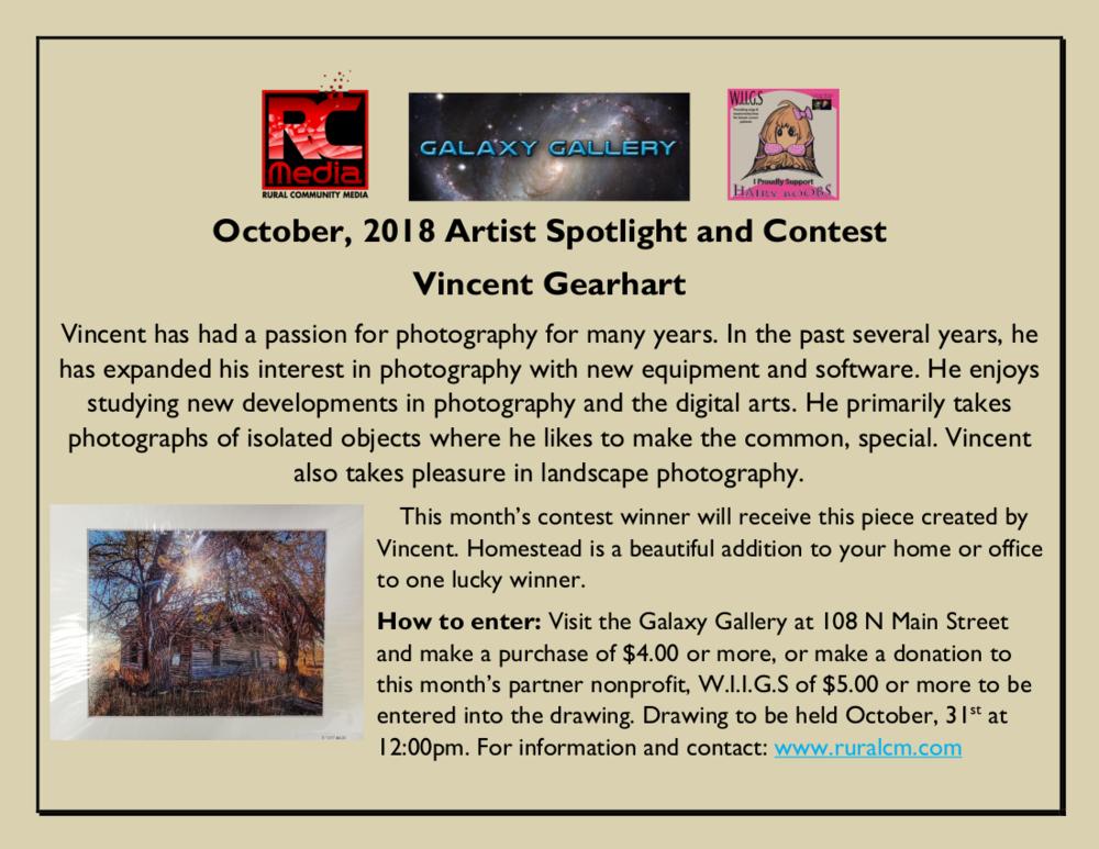 RCMCC Artist Spotlight Oct 18 - Vincent Gearhart.png