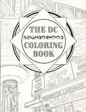 The DC Neighborhood Coloring Book -