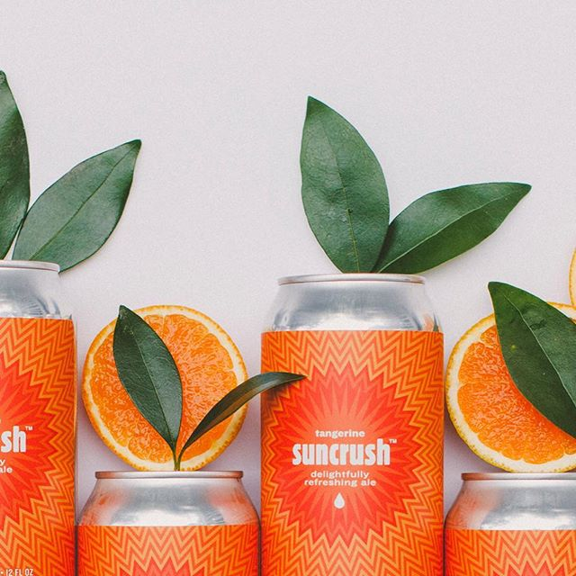 Introducing #suncrushbeer