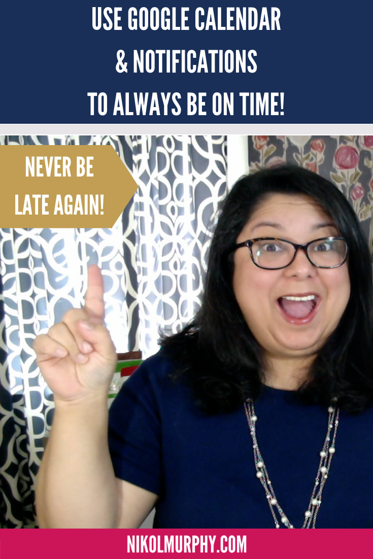 homeschool mom explains how to be on time with kids