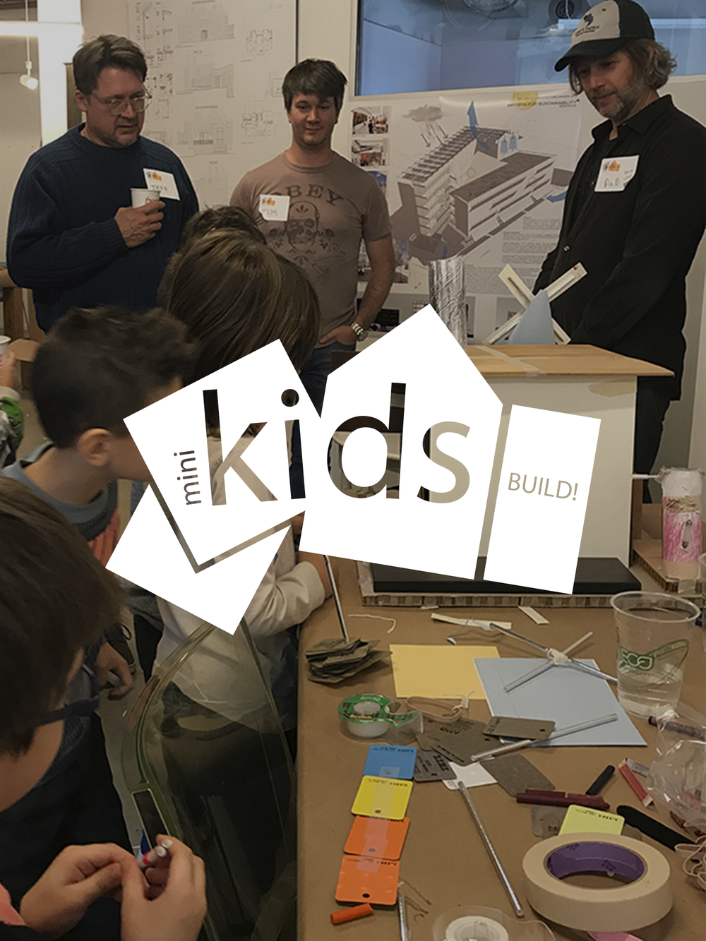 Community Involvement: Mini KidsBuild! Event -