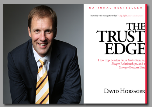 The Trust Edge book by David Horsager