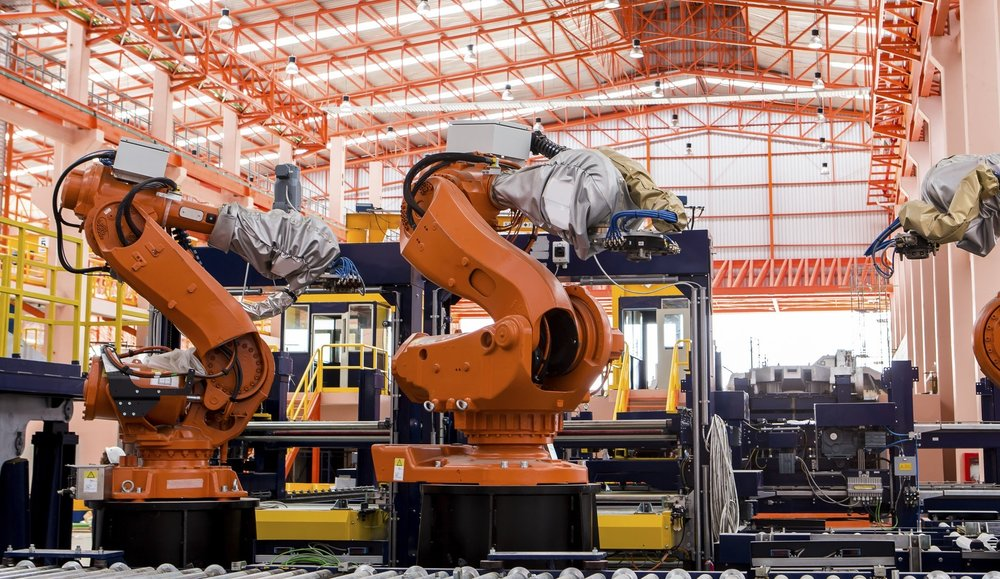 Industrial Applications - Increased damping capabilities for increased automation, throughput, and safety.