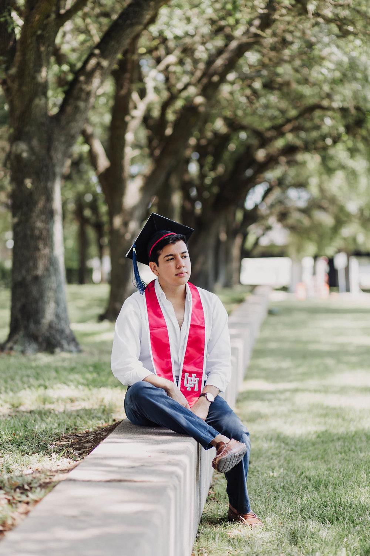 Graduation: Adrian -