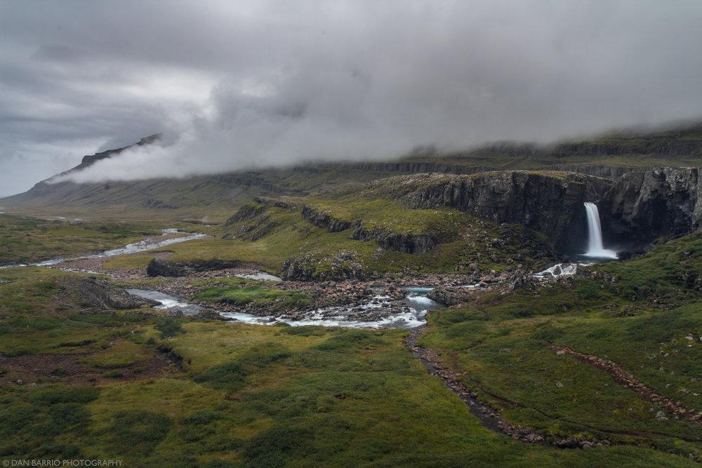 Iceland Waterfall 2