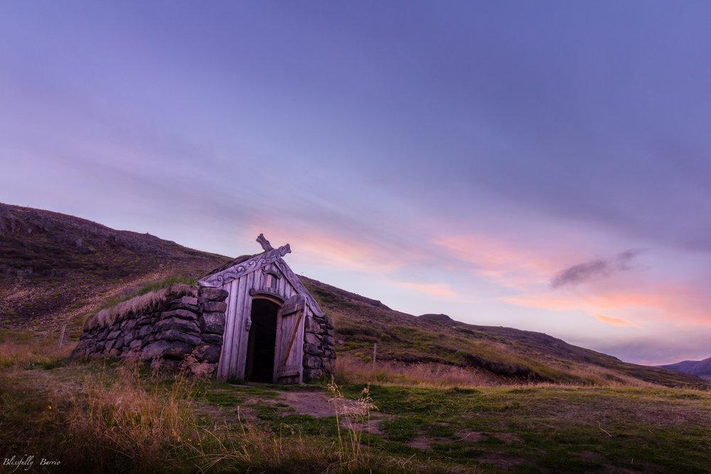 Iceland Bath House