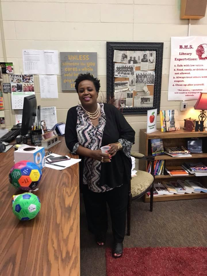 2018-2019 Orientation  Our Volunteer Coordinator, the Marvelous Mrs. Miner!