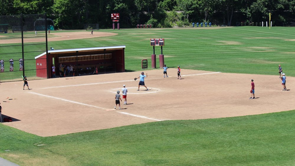 Baseball - Week 3: July 15-19,Week 4: July 22-26