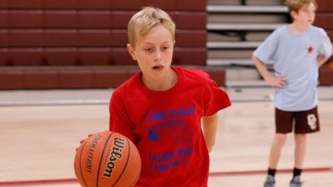 Boys Basketball - Week 2: July 8-12,Week 3: July 15-19