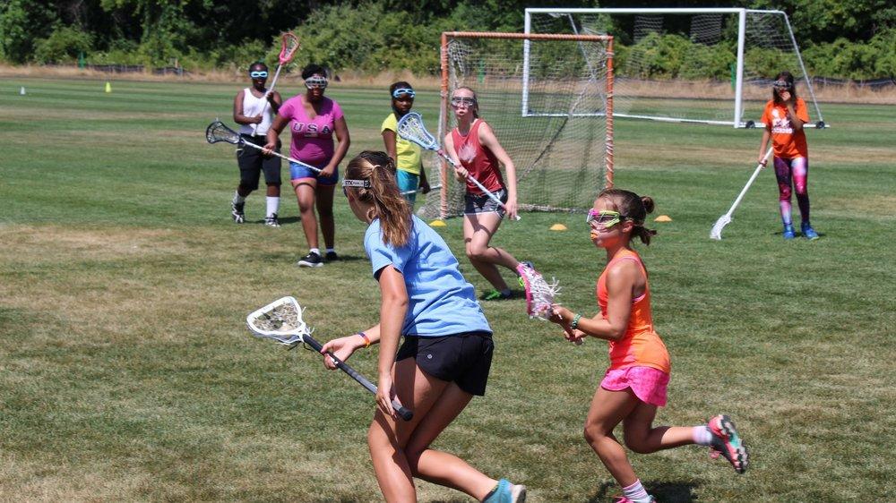 Girls Lacrosse - Week 4: July 22-26