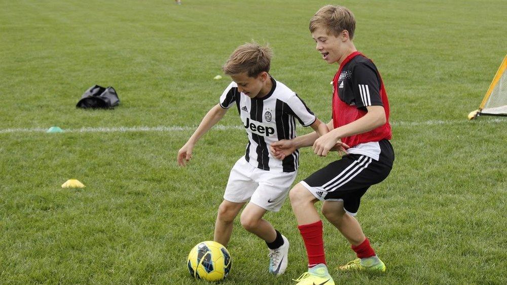 Boys soccer - Week 1: June 24-28,Week 2: July 8-12