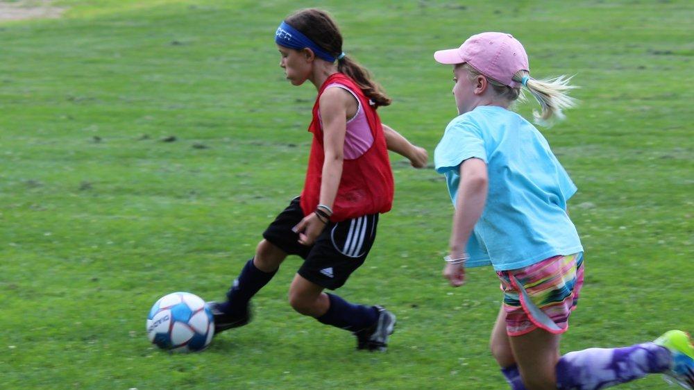Girls Soccer - Week 1: June 24-28,Week 2: July 8-12