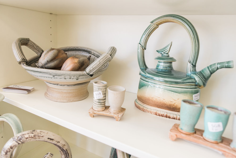 Work by Sue Grier at SCCC Pottery Sale.jpg