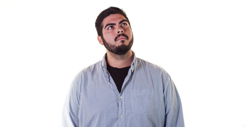 Paul Gonzalez, Studio Assistant