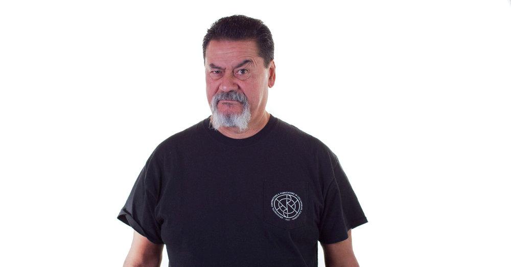 George Rivera, Shop Assistant
