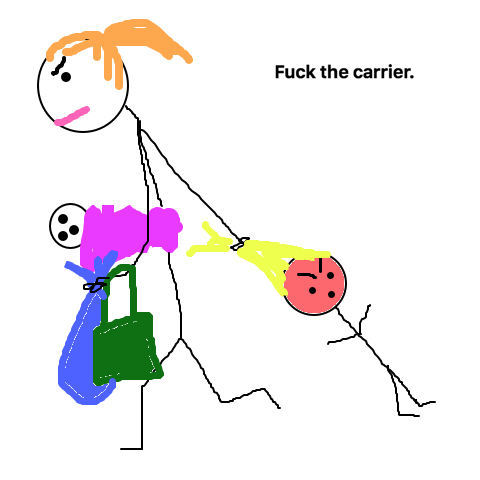 no-carrier