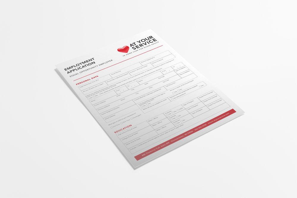 Golden-Antler-Graphic-Design-Milwaukee-Web-Branding-Marketing-Wisconsin-At-Your-Service-Sales-Sheets-Applciations