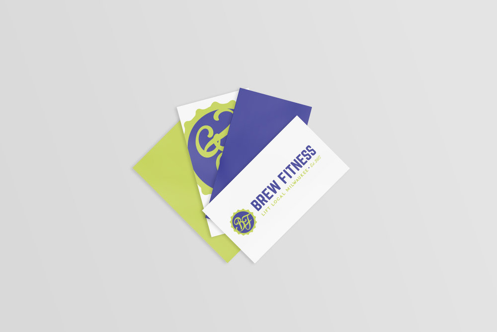 Golden-Antler-Design-Milwaukee-Web-Branding-Marketing-Fitness-Gym-Logo-Brew-Fitness-Business-Cards