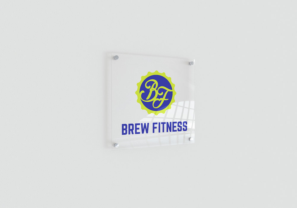 Golden-Antler-Design-Milwaukee-Web-Branding-Marketing-Fitness-Gym-Logo-Brew-Fitness-Signs