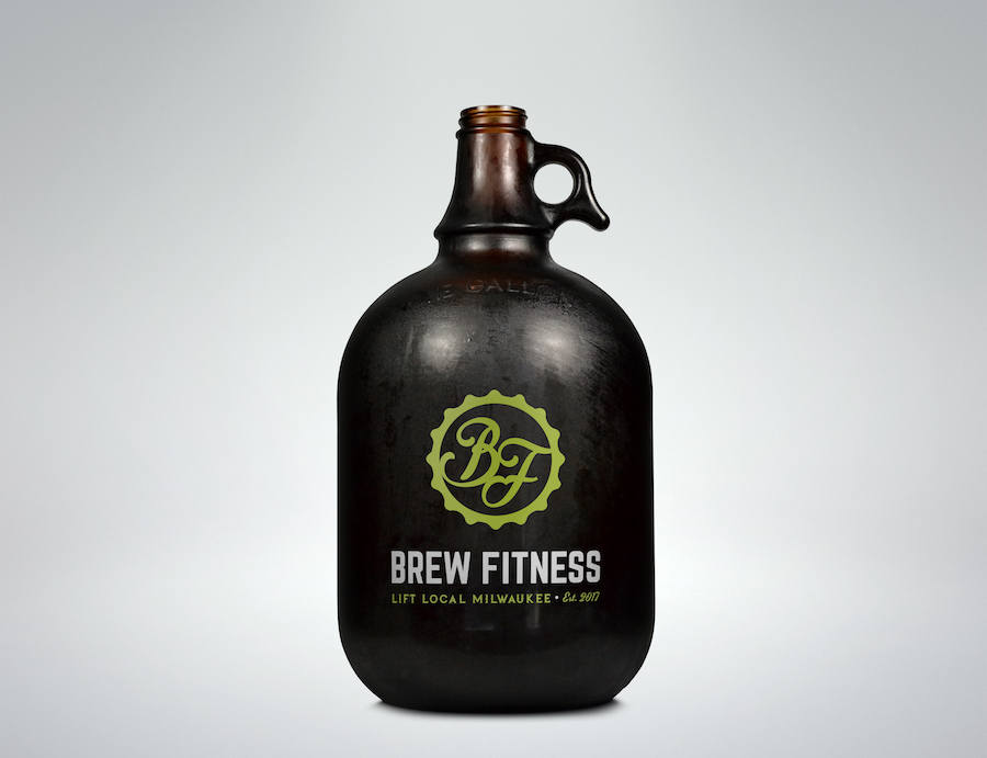 Golden-Antler-Design-Milwaukee-Web-Branding-Marketing-Fitness-Gym-Logo-Brew-Fitness-Walkers-Point