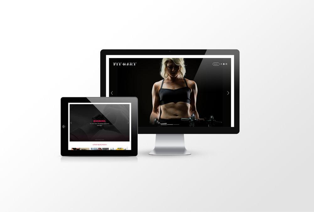 Golden-Antler-Graphic-Design-Milwaukee-Web-Branding-Marketing-Wisconsin-FitHart-Fitness-Website-Squarespace-Blog-Development