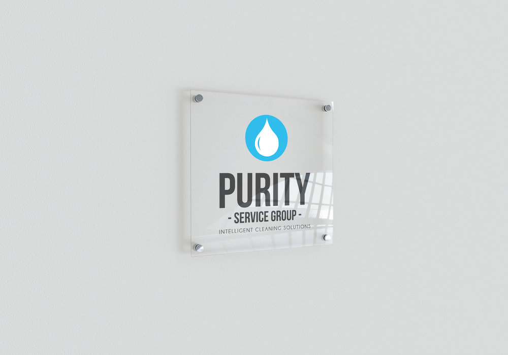 Golden-Antler-Graphic-Design-Milwaukee-Web-Branding-Marketing-Wisconsin-Purity-Service-Group-Sign